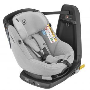 Maxi-Cosi - AxissFix Car seat (61-105 cm) - Authentic Grey