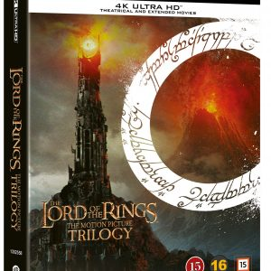 Lord of the rings complete 4K