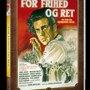 For Frihed Og Ret - DVD