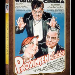 Provinsen Kalder - DVD