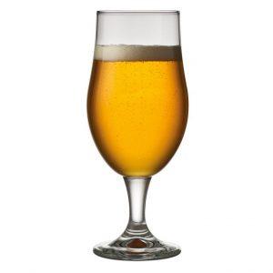 Lyngby Glas - Jewel Beer Glass 49 cl - Set of 4 (916181)