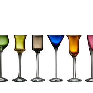Lyngby Glas - Shot Glass Set Of 6 (916208)