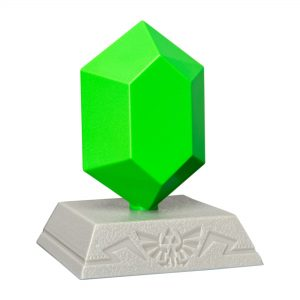 Green Rupee Icon Light