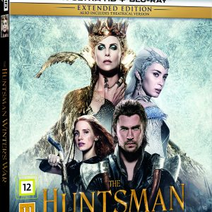 Huntsman: Winter'S War (Uhd+Bd)