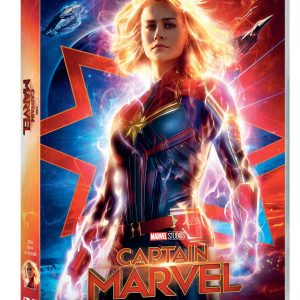 Captain Marvel- DVD