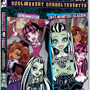 Monster High: Ghoulicious Double Feature - DVD