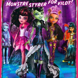 Monster High: Ghouls Rule! - DVD