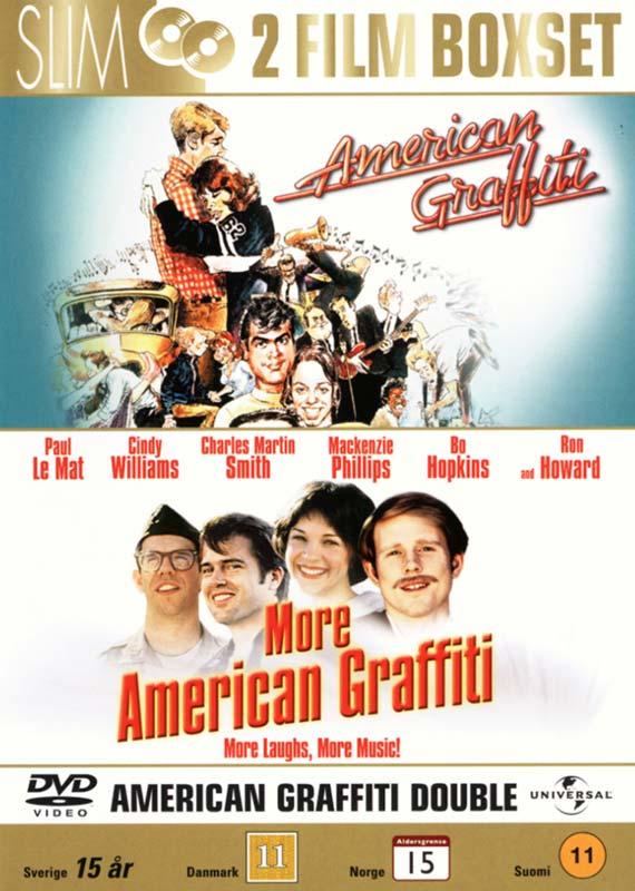 American Graffiti / More American Graffiti (2 Disc) - DVD