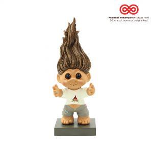 Good Luck Troll - Etly Klarborg - Bette Troll 17 cm - Small (93177)