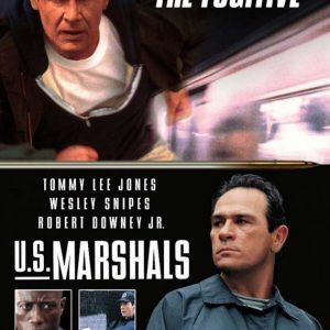 Fugitive, The / U.S. Marshals - DVD