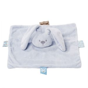 Nattou - Cuddling Cloth - Light Blue