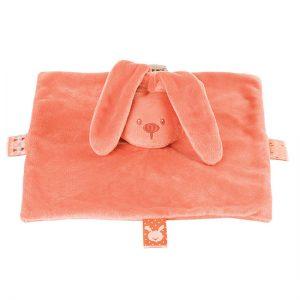 Nattou - Cuddling Cloth - Terracotta