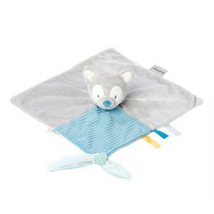 Nattou - Cuddling Cloth - Tiloo Wolf