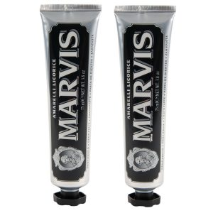 MARVIS - Toothpaste Licorice Mint 2x85 ml