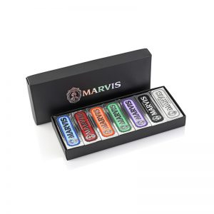 MARVIS - Toothpaste Travel Set 7x25 ml - Giftset