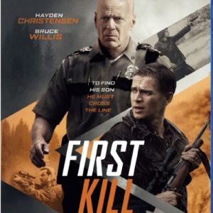 First Kill (Bruce Willis) (Blu-Ray)
