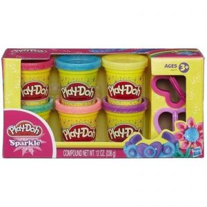Play-Doh - Sparkle Compound Collection (A5417)