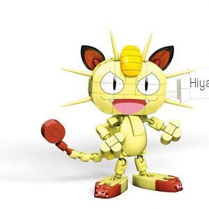 MEGA Construx - Medium Pokemon - Meowth (GKY98)