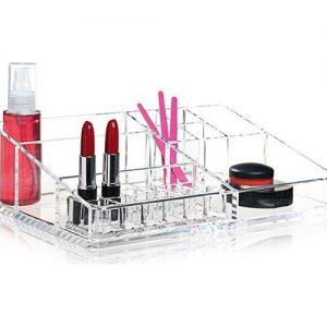 Nomess Copenhagen - Clear Makeup Organizer XL (12017)