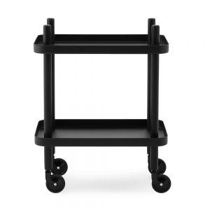 Normann Copenhagen - Block Table - Black/Black (602196)