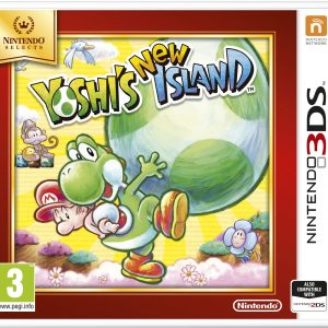 Yoshi's New Island (Select)
