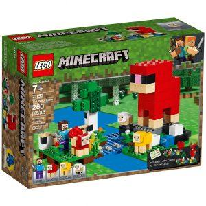 LEGO - Minecraft - The Wool Farm (21153)