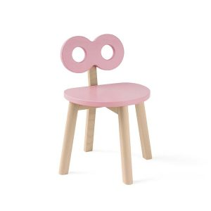Ooh Noo - Lasten tuoli, vaaleanpunainen