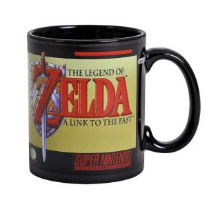 The Legend of Zelda Mug