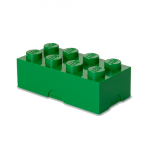 Room Copenhagen - LEGO Lunch Box - Dark Green (40231734)