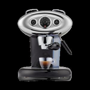 illy - Francis Francis X7.1 Iperespresso Espresso Machine - Black