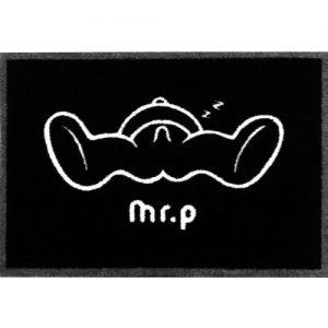 Door mat - Mr. P Sleepy Zzzz (MAT001)