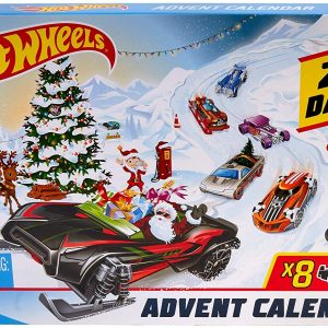 Hot Wheels - Advent Calendar (FYN46)