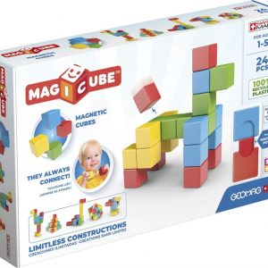 Geomag - Magicube Full Color Recycled Try Me 24 (1068)
