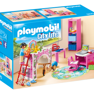 Playmobil - Children's Room (9270)