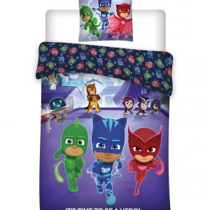 Bed Linen - Junior Size 100 x 140 cm - PJ Masks (1000170)