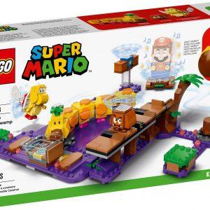 LEGO Super Mario - Wiggler's Poison Swamp Expansion Set (71383)