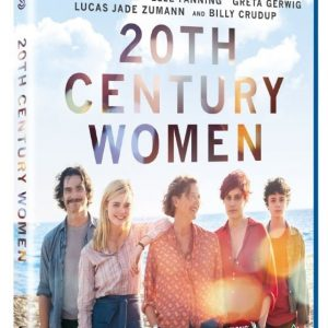 20Th Century Women / Alletiders Kvinder (Blu-Ray)