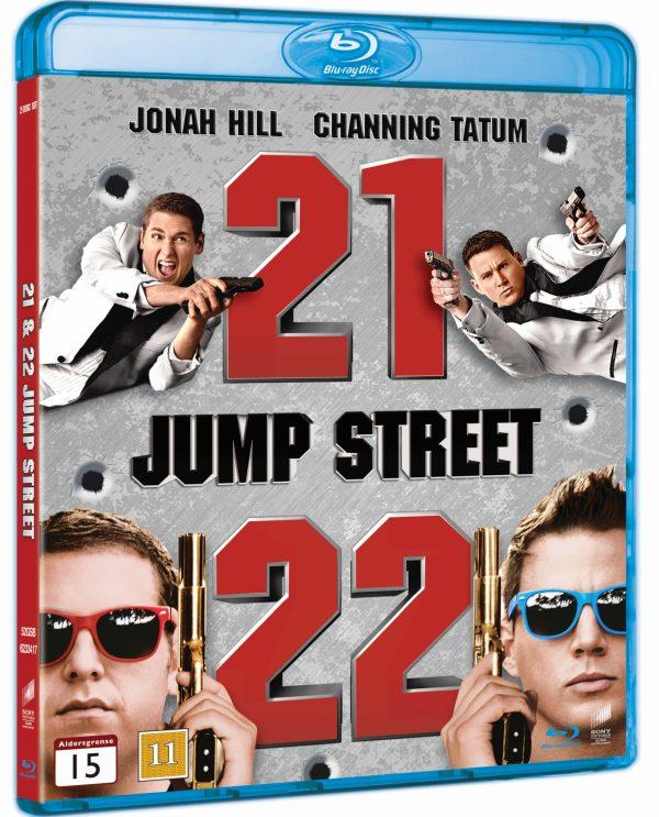 21 Jump Street + 22 Jump Street (Blu-Ray)