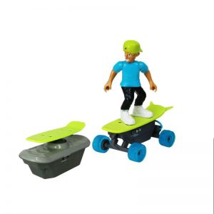 Real Control - Skateboarding R/C - Green (170563)