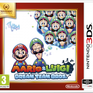 Mario & Luigi: Dream Team Bros. (Selects)