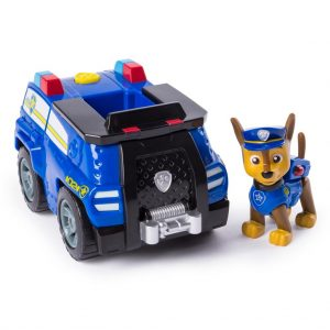 Paw Patrol - Transforming Police Cruiser - Chase (20101571)