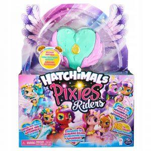 Hatchimals - Pixies Riders - Petal Primrose