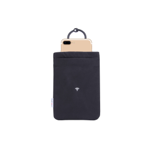 RadiCover - Mobile Phone Pouch - Anti radiation - Large - Black (RAD014)