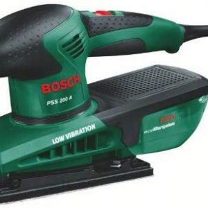 Bosch - PSS 200 A - Power Sanders 230v