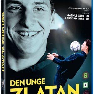 Becoming Zlatan/Den unge Zlatan (Blu-Ray)