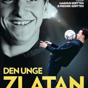 Becoming Zlatan/Den unge Zlatan (DVD)