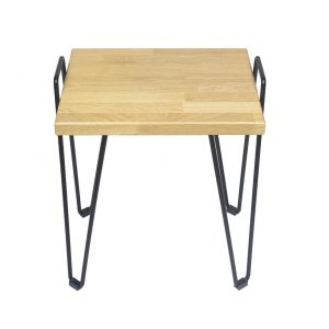 Muubs - Move Side Table - Black/Natur (8830000104)