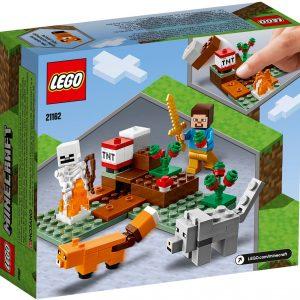 LEGO Minecraft - The Taiga Adventure (21162)