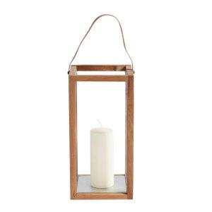 Muubs - Lantern Large - Recycled Teak (1121527601)