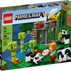 LEGO Minecraft - The Panda Nursery (21158)